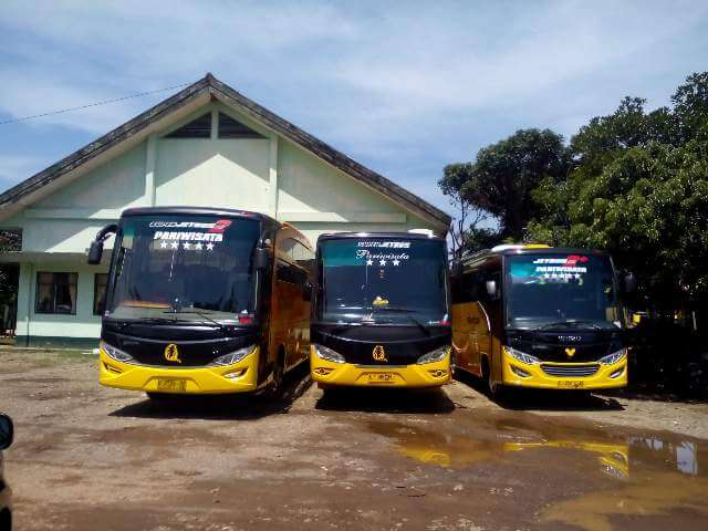 Sewa Bus Fasilitas Toilet Dan Smoking Area