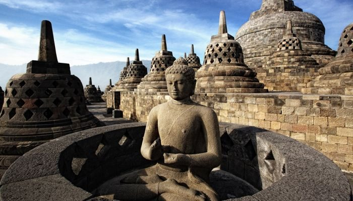 Borobudur Temple Compounds 10