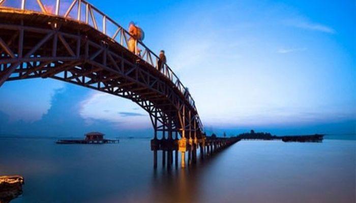 Jembatan Cinta Pulau Tidung 485×300